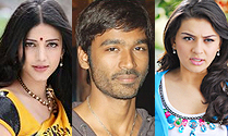 Dhanush Pens a Song for Vijay's Katthi