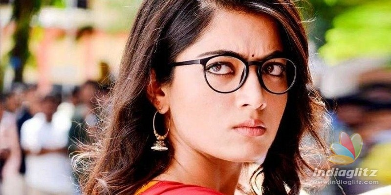 Rashmika Mandannas multicrore properties siezed in IT raid?