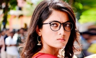 Rashmika Mandanna's 250 Crores worth properties siezed in IT raid?