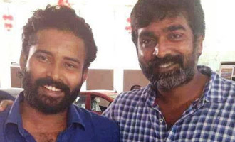 Vijay Sethupathi in a special 'Kuthu' song