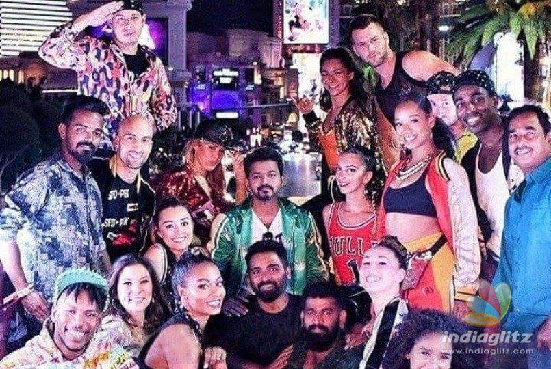 Uber cool Thalapathy Vijay in latest 'Sarkar' pics! - Tamil News