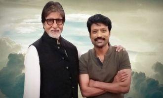 Amitabh Bachchan's Tamil debut with SJ Suryah! details