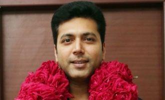 Jayam Ravi Birthday Celebrations