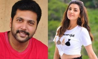Jayam Ravi-Kajal Agarwal's first time pairing takes off