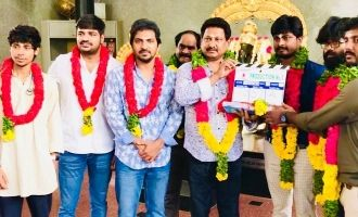 Sivakarthikeyan's best buddy enters film production
