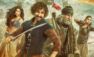 Stars unite in 'Thugs of Hindostan' first look!