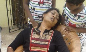 Shocking! Actress Nilani attempts suicide