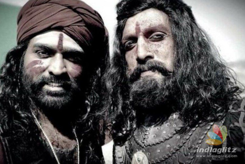 Amitabh Bachchan's Birthday Gift To Us - His First Look From Chiranjeevi's Sye Raa Narasimha Reddy