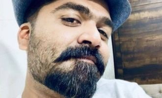 Simbu's new movie title and first look date announced