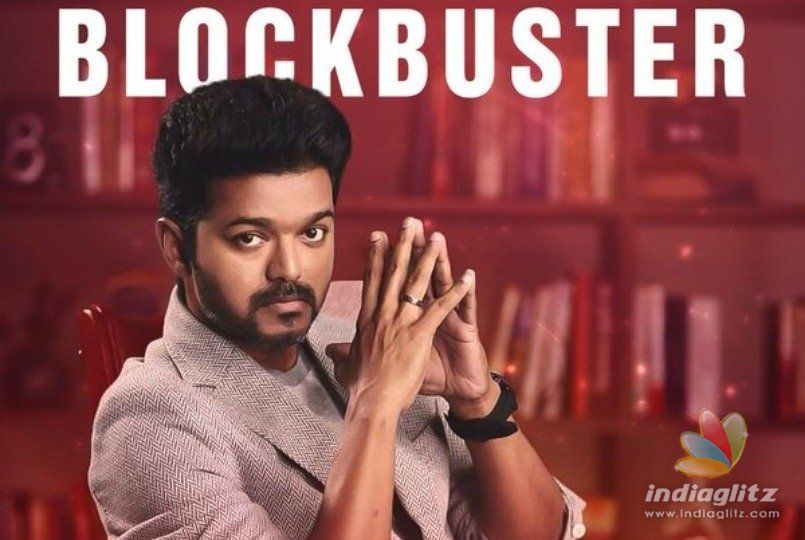 Vijay's Sarkar joins Rs 100 crore club in just two days