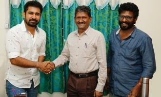 Sagayam IAS does it for Vijay Antony