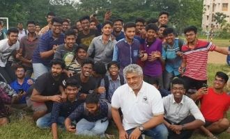 Thala Ajith At MIT