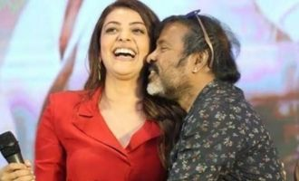 Kajal Agarwal kissed in public - cinematographer explains