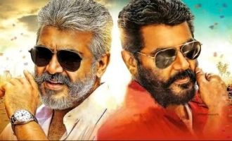 Exclusive! The grandest Thala Ajith song ever in 'Viswasam'