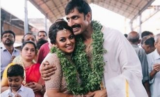 Actor Harish Uttaman gets married