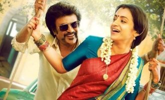 Terrific! Trisha's role in 'Petta' revealed