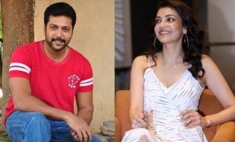 Jayam Ravi's next movie with an rare style in recent times