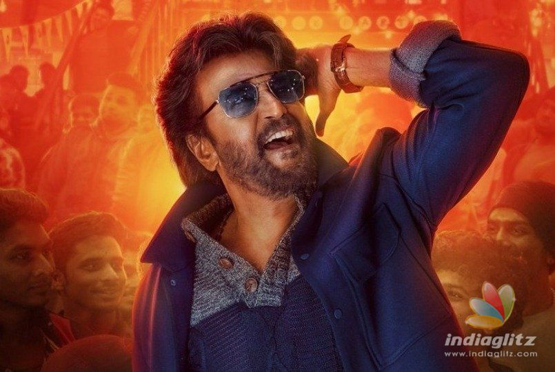 Thalaivars mesmerizing mass look in Petta out with a major announcement