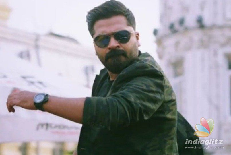 King Simbu show all the way - Vantha Rajavaathan Varuven teaser review