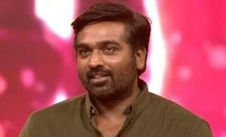 Vijay Sethupathi begins his new movie with his guru