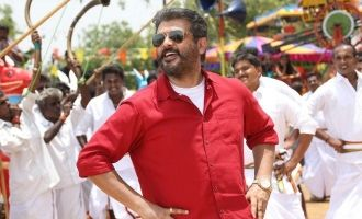 Thala Ajith is going to make fans dance wild in 'Viswasam'