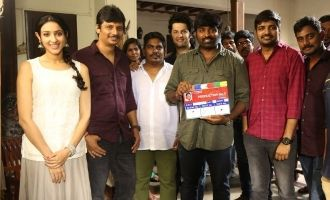 Vijay Sethupathi launches Jiiva's new action thriller