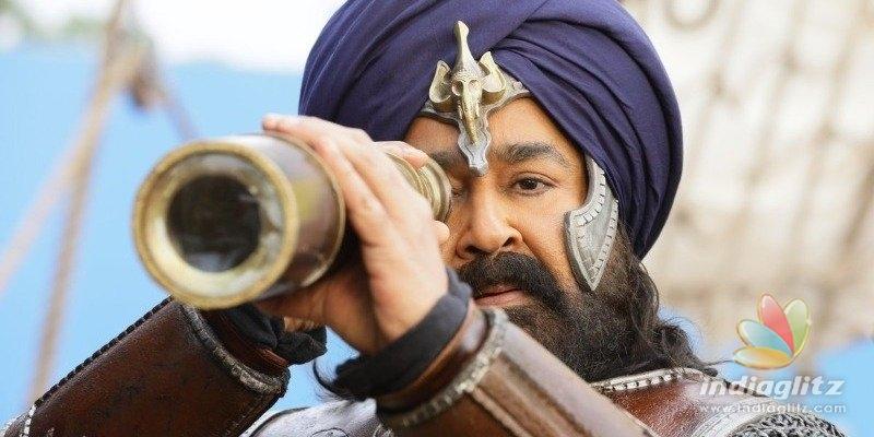 Mohan Lals epic multistarrer Marakkar Lion of the Arabian Sea Tamil trailer is here