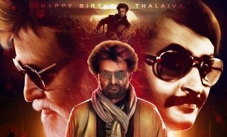 Stars wishing Super Star Rajinikanth