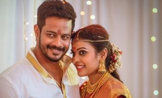 Chandini Tamilarasan's Wedding