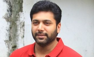 """My Future is in my Mother in Law's hands "" - Jayam Ravi"