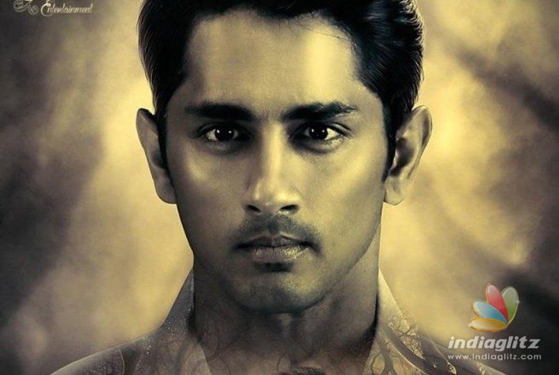 Siddharths new horror movie after Aval - Title and details