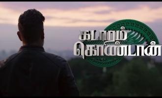 Kadaram Kondan Teaser Review
