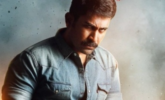 Vijay Antony unites with musical legend!