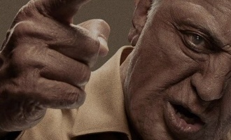 Kamal Haasan Older, Wiser and Deadlier - 'Indian 2' new poster released by Shankar