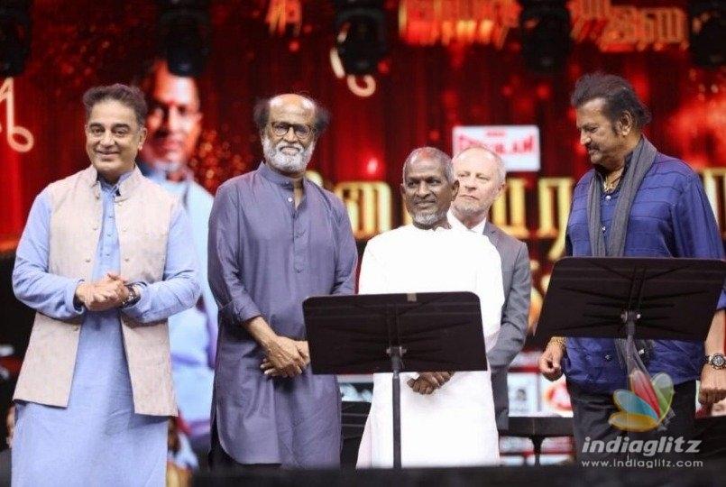 Ilayaraja gave better songs to Kamal - Rajinikanths open talk