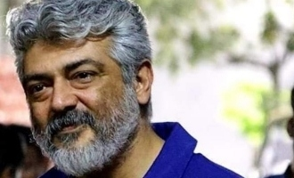 Thala Ajith's sudden entry into historical movie set