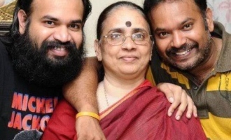 Venkat Prabhu-Premgi Amaran's mother passes away suddenly