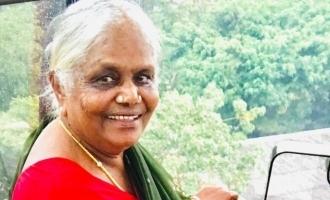 பிரபல இயக்குனரின் தாயார் கொரோனாவுக்கு பலி: திரையுலகினர் இரங்கல்