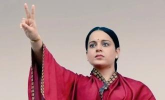 Kangana Ranaut's 'Thalaivi' censor details here