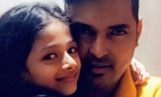 Director Naveen shares proud photo of his daughter's acting debut