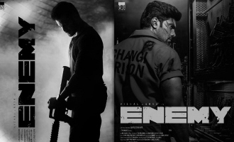 Important update on Vishal-Arya's 'Enemy' - Pictures and details here