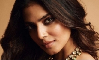 Check out what makes Malavika Mohanan give glamour expression in real life?