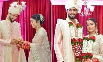 Rajasthan Royals player gets married to longtime girlfriend; Shares pictures