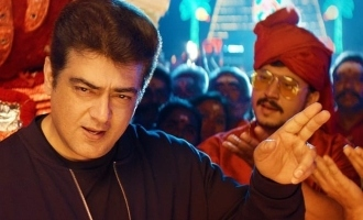 Vijay fans trend hashtag after the release of first single from Ajith's Valimai