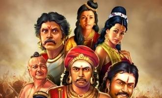 Mani Ratnam's 'Ponniyin Selvan': Technical Crew Details revealed! - Exclusive Update