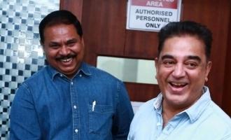 Popular entrepreneur back to Kamal Haasan's team!