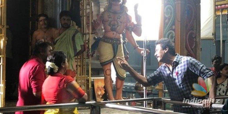 Samuthirakani clarifies on return to serial direction!