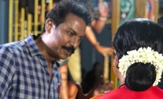 Samuthirakani returns to Television mega serial after a long gap