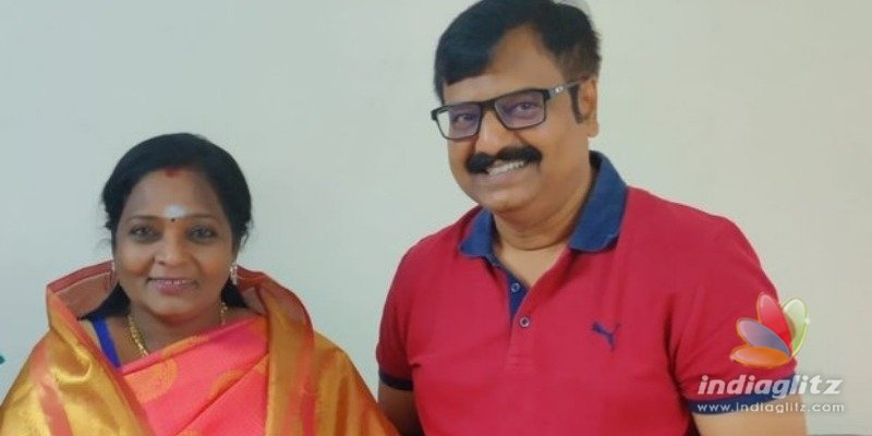 Tamilisai Soundarajan sworn in as Governor - Actor Vivek wishes her in person