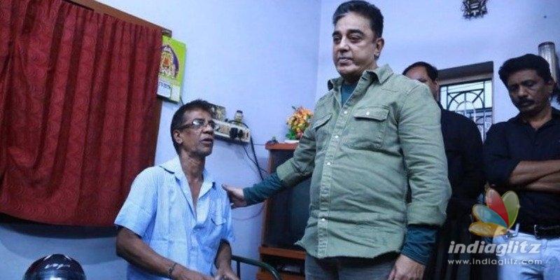 Kamal Haasan visits Subashris house